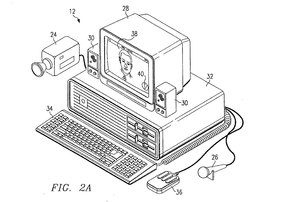 Patent image for telecommuncation setup