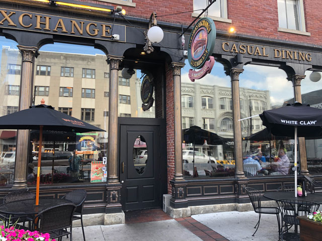 Martha's Exchange Restaurant and Brewing Company in Nashua, NH