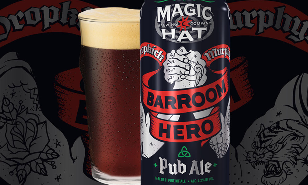Magic Hat Presents Barroom Hero