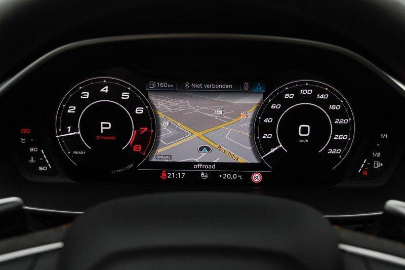 "Audi RSQ3 Sportback 2.5 TFSI 400pk Quattro Panoramadak BlackOptic B&O ValconaLeder+Memory Matrix Navi/MMI DriveSelect Keyless Camera 21"" Pdc afbeelding 22"