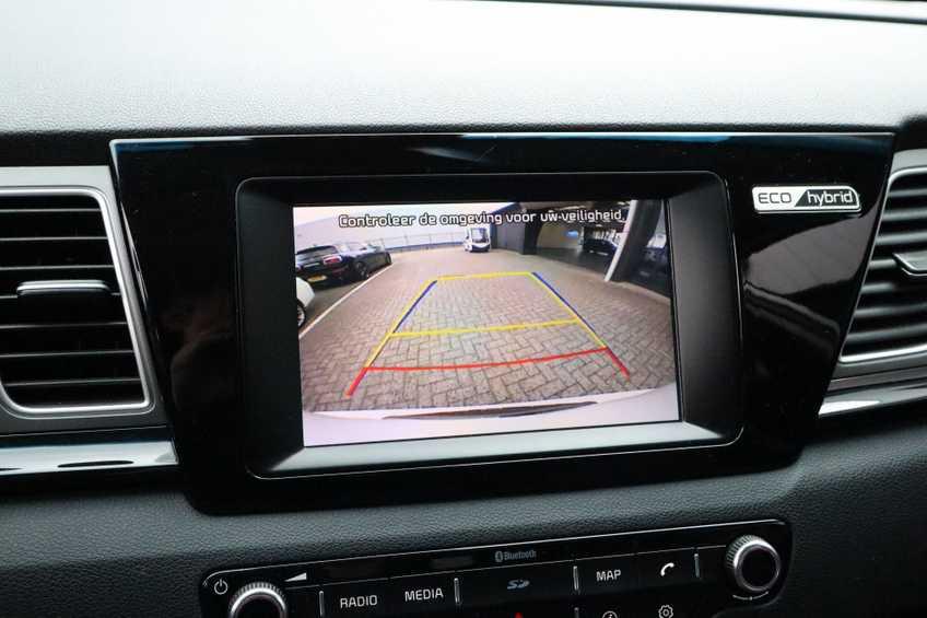 """Kia Niro 1.6 GDi Hybrid Edition Navigatie Cruise Control Camera 18""""LM *tot 24 maanden garantie (*vraag naar de voorwaarden) afbeelding 18"""