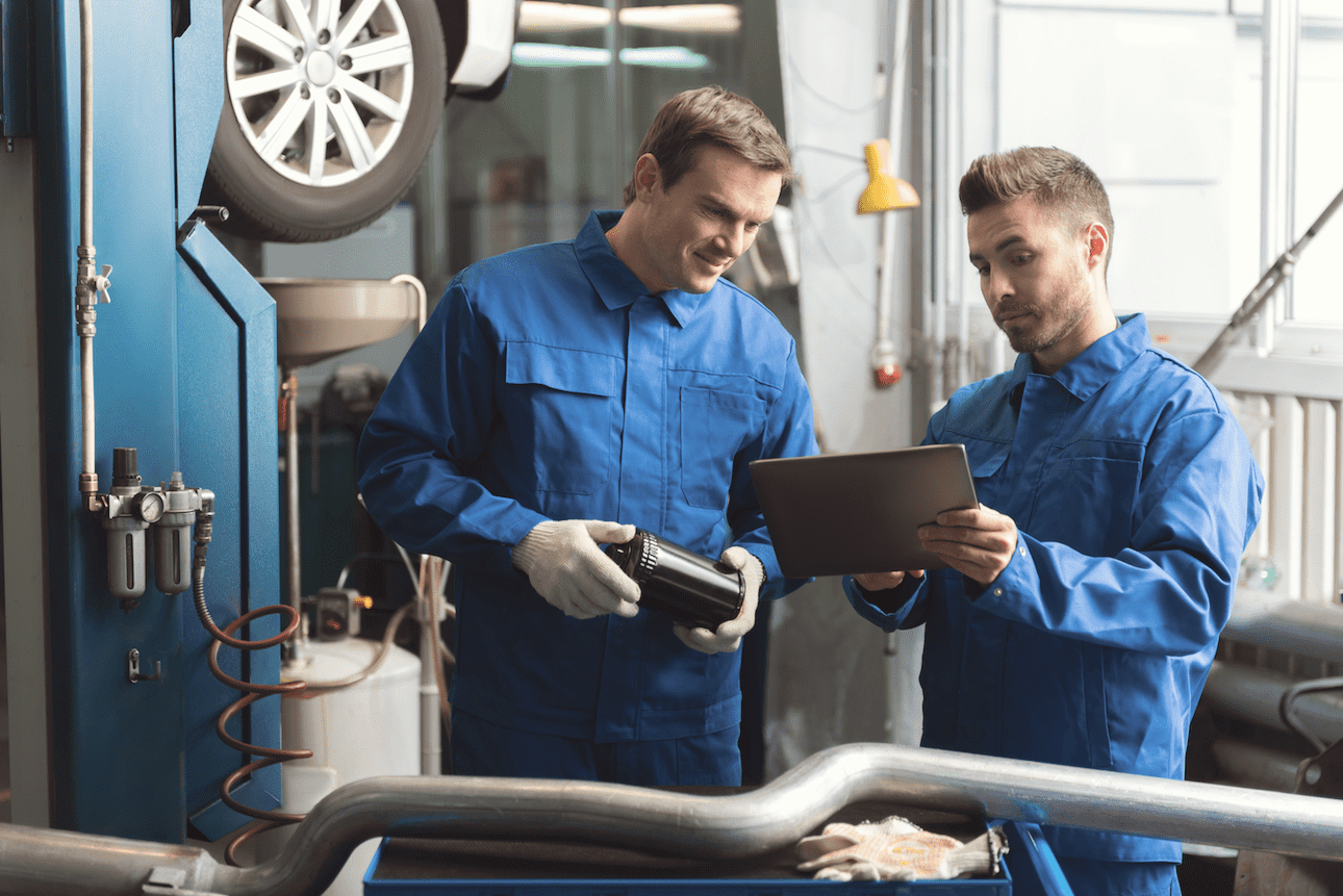 Maintenance Connection   - Main