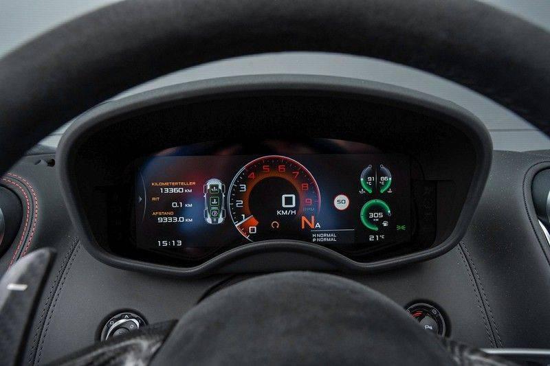 McLaren 570S Spider 3.8 V8 Noselift Camera Carbon Fiber afbeelding 23