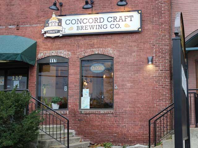Concord Craft Brewing Company