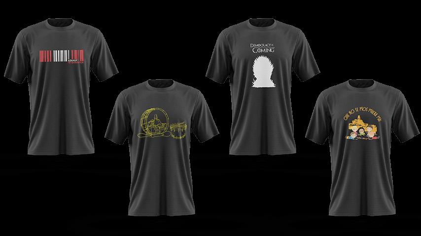 T-shirt designs eduazy