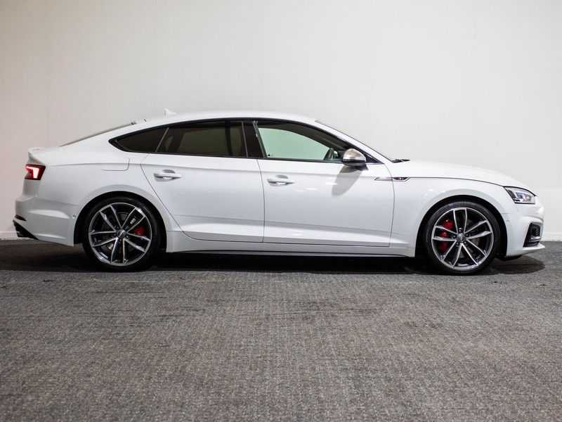 Audi A5 Sportback 3.0 TFSI 354 pk S5 quattro Pro Line Plus | B&O sound | Head-Up Display | Matrix LED | Massagefunctie | afbeelding 7