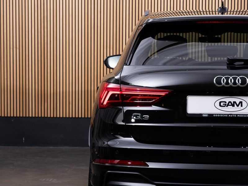 """Audi Q3 45 TFSI e S Edition 20"""", B&O, PANO, LED, B&O, S-LINE afbeelding 8"""