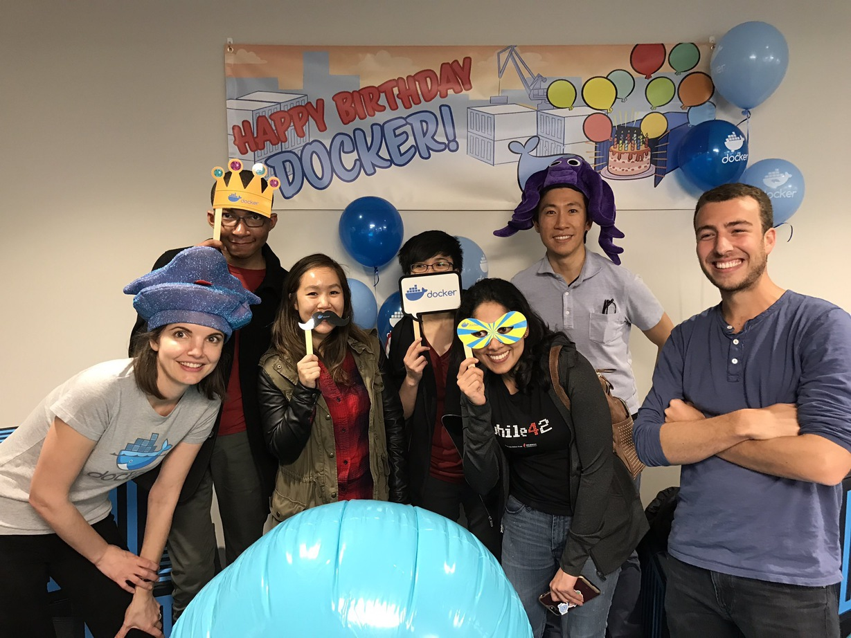 Docker Birthday Party