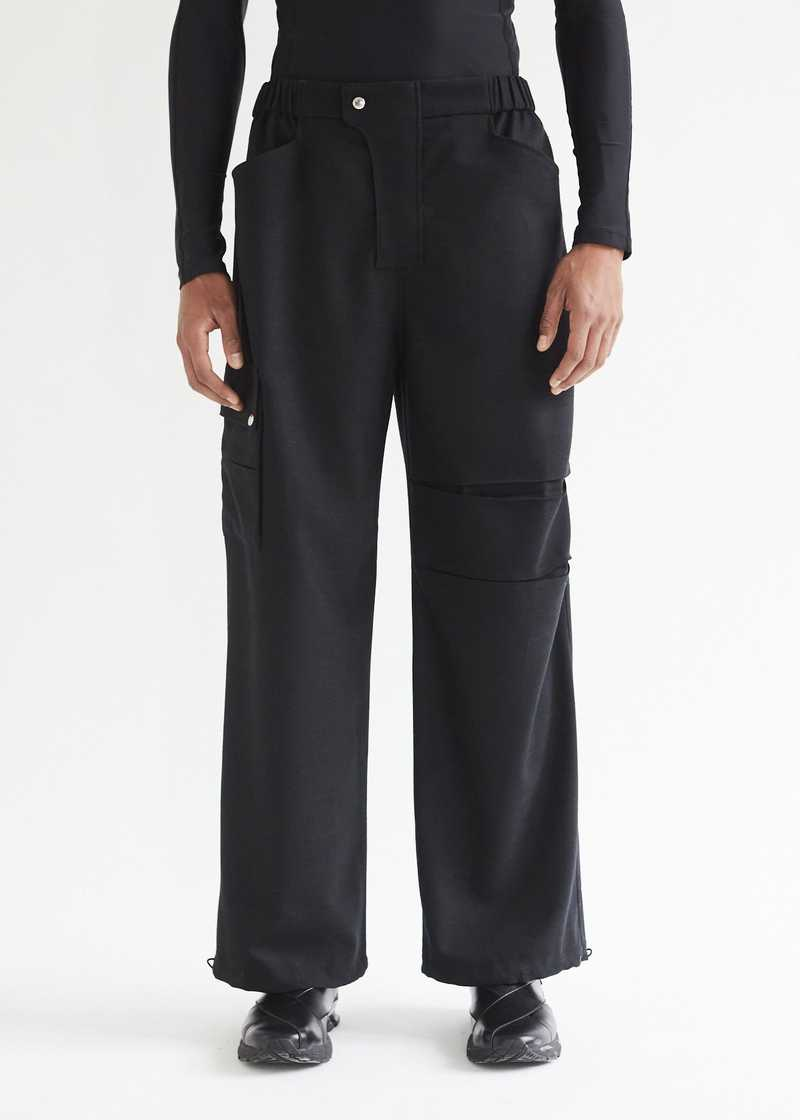 Dogu Cargo Trousers front
