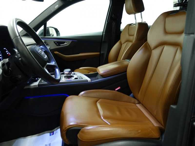 Audi Q7 3.0 TDI e-tron 374pk Quattro [S-Line] Aut- Leer, Virtual Cockpit, 360 Camera, Xenon afbeelding 6