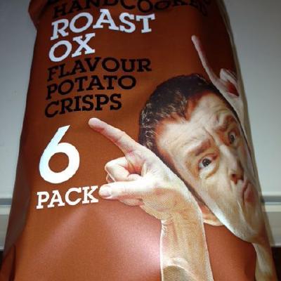 Handcooked Roast Ox Crisps