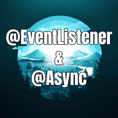 [Spring Boot] Xử lý sự kiện với @EventListener + @Async
