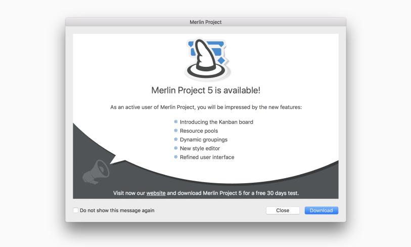 Merlin Project 5