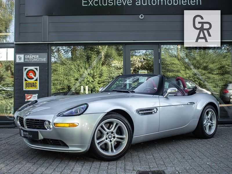 BMW Z8 | Rood leder | Origineel | Concours staat afbeelding 3