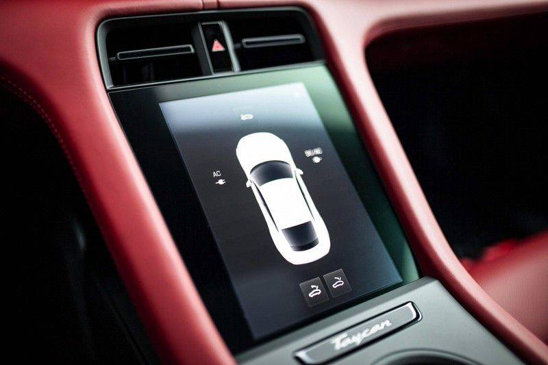 Porsche Taycan 4S Performance 84 kWh *Prijs Ex. BTW / BOSE / ACC / Sport Chrono / HUD* afbeelding 23