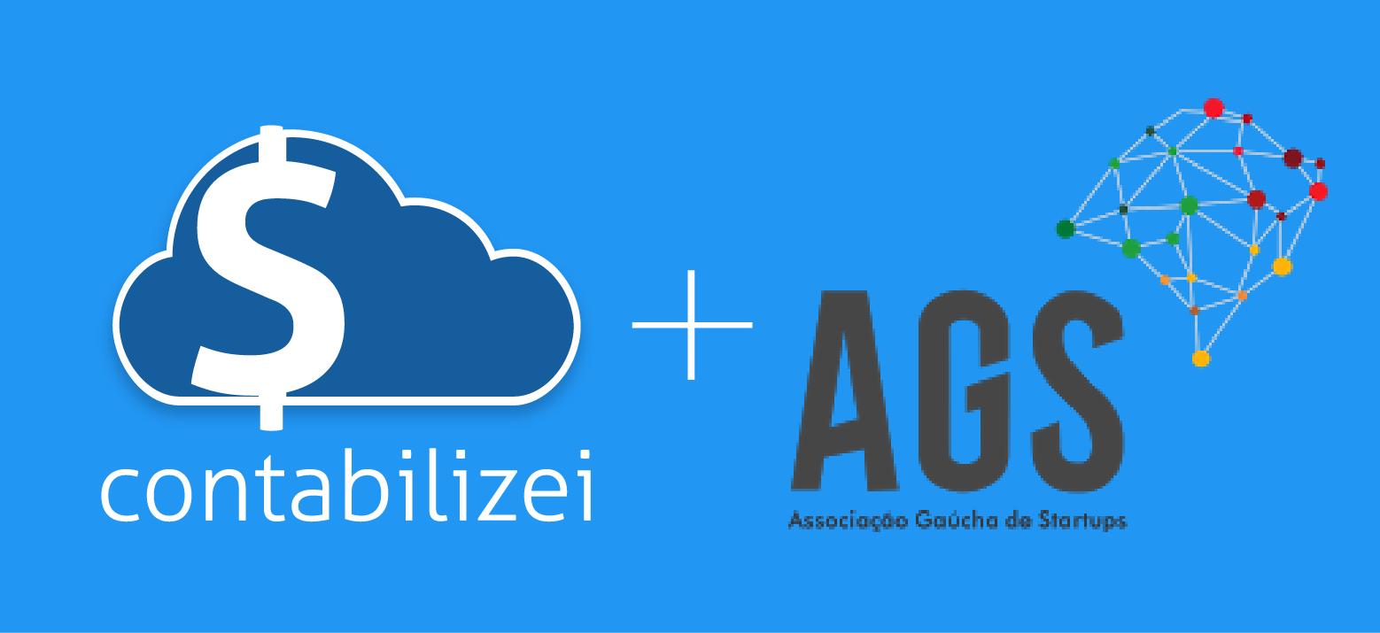 Contabilizei e AGS Startups