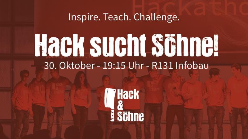 Hack Sucht Söhne WS