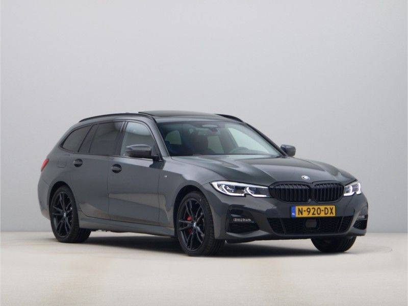 BMW 3 Serie 330Xe Touring High Exe M-Sport Hybrid afbeelding 7