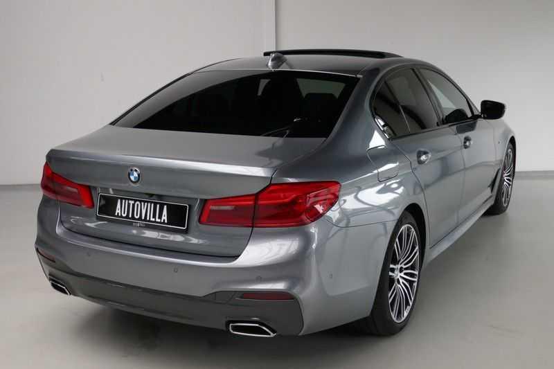 BMW 5 Serie 530d High Executive M-Sport afbeelding 10