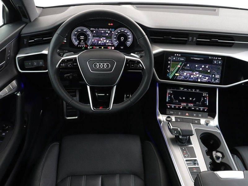 Audi A6 Avant 55 TFSI e 367 pk quattro Competition   Panoramadak   Assistentiepakket Tour/City   B&O   Comfortstoelen met massage/ventilatie   Keyless Entry   Verlengde fabrieksgarantie   afbeelding 3