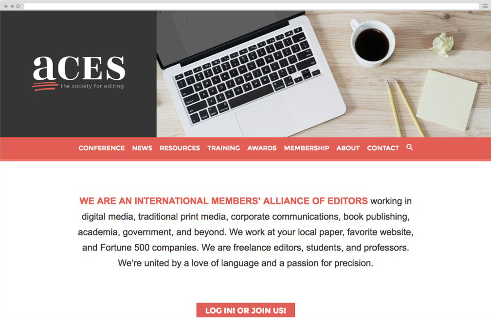 ACES | International Society of Editors