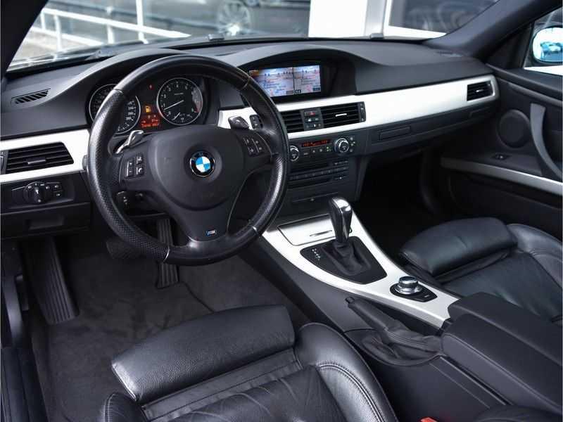 BMW 3 Serie Coupe 335i High Executive M-Perf uitlaat Leer Navi Breyton velgen 1e eigenaar afbeelding 11