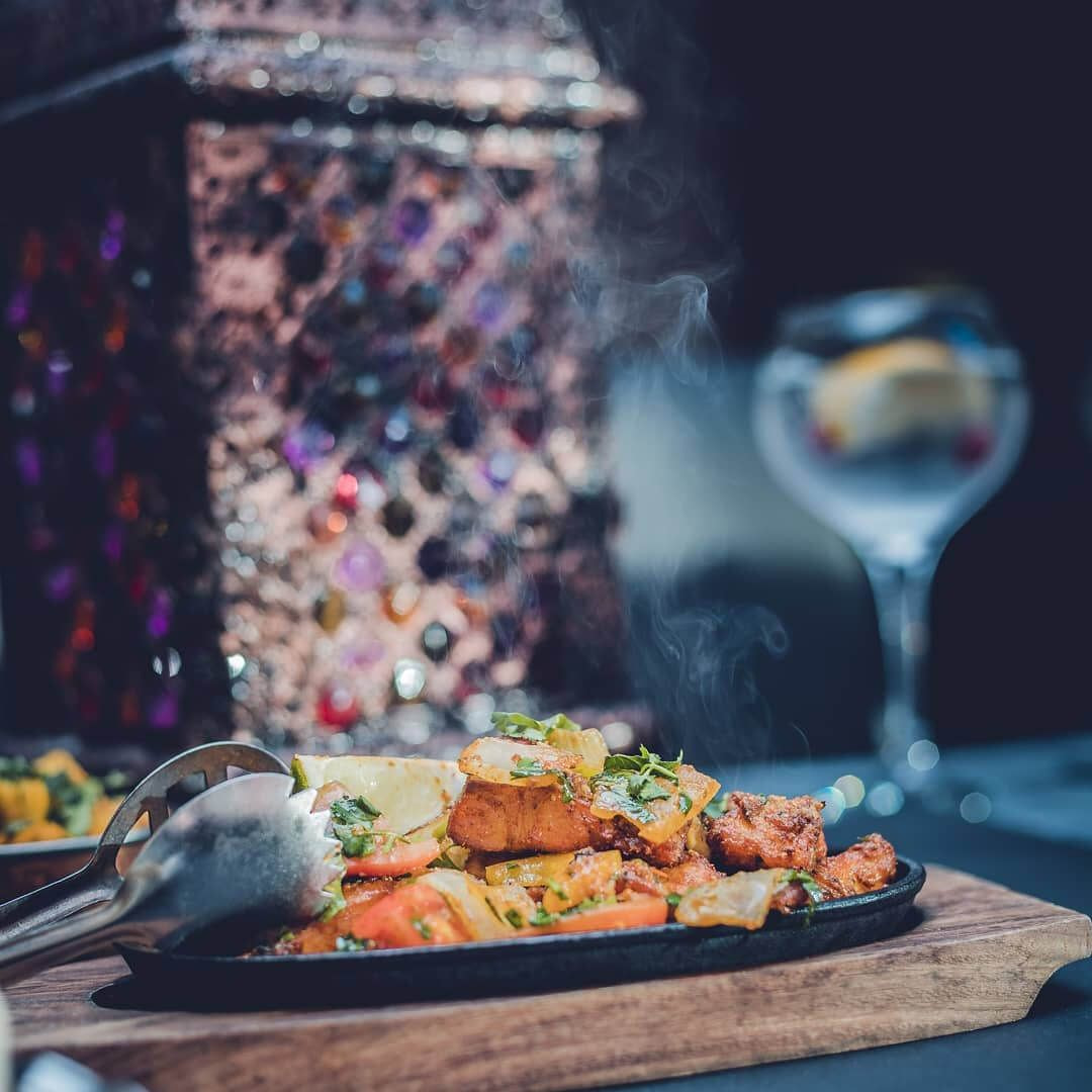 Aagrah Leeds buffet