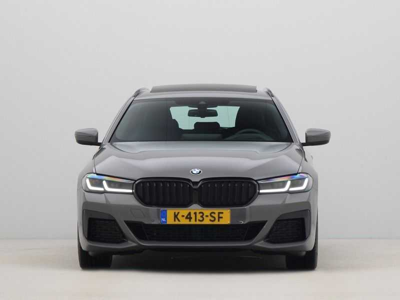 BMW 5 Serie Touring 520i High Executive M-Sport Automaat afbeelding 8