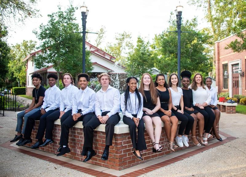 EWC students on campus