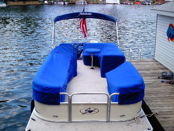 Boat Covers Dougs Upholstery