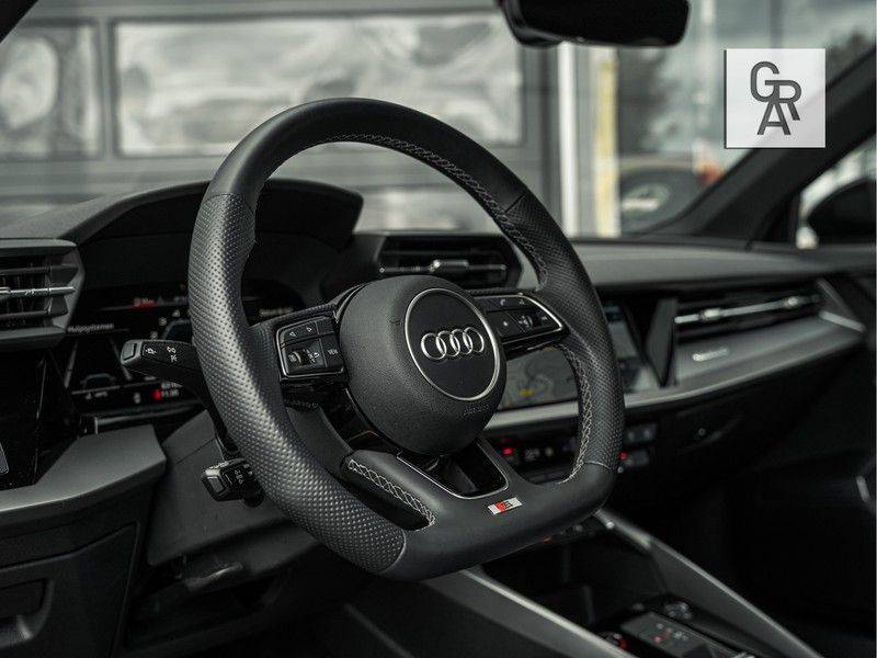 Audi S3 Sportback   Nieuw Model   B&O   Pano dak   Supersport stoelen 2.0 TFSI S3 quattro Pro Line Plus afbeelding 14