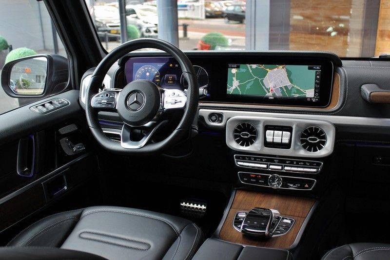 Mercedes-Benz G-Klasse 500 4.0 V8 422pk **360/Distronic/Schuifdak/Trekhaak/DAB** afbeelding 18