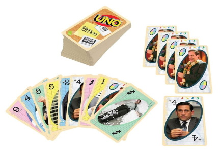 The Office Uno Card Images