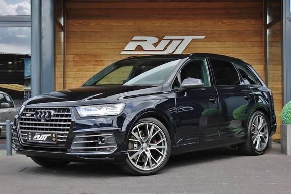 Audi SQ7 4.0 V8 TDI 436pk Quattro 7p **Elek.Trekh./Luchtv./ACC/HUD/360**