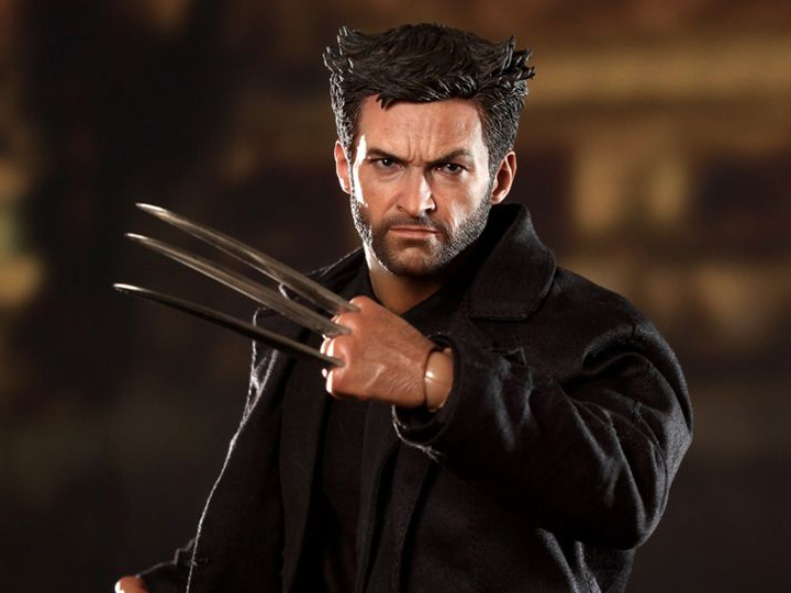 Hot Toys The Wolverine MMS220 Wolverine 1/6th Scale Collectible Figure