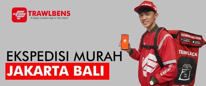 Jaminan Jasa Cargo Termurah dari Jakarta ke Bali