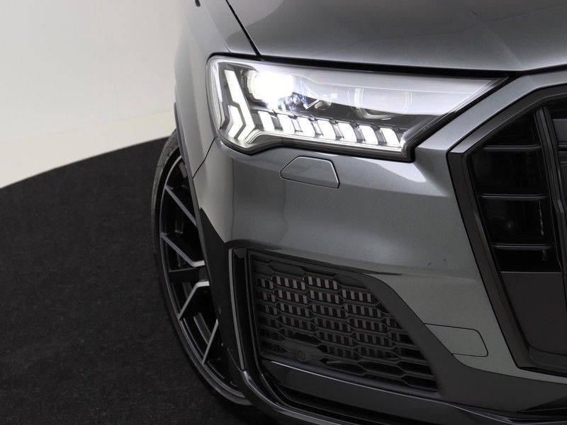 Audi Q7 4.0 TFSI SQ7 quattro 7p 507PK | S-Line | Pano.Dak | 360 Camera | B&O Sound | Keyless-Entry | S-Sportstoelen | Assistentie Tour-City-Parking | 7 Persoons afbeelding 15