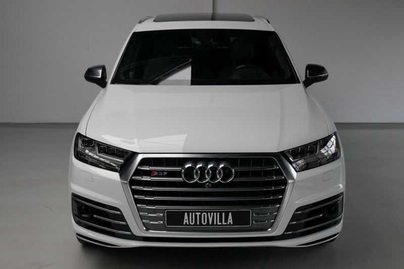 Audi SQ7 4.0 TDI Q7 quattro Pro Line + 7p afbeelding 7