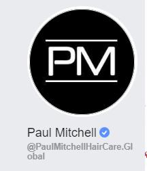 Paul mitchell username