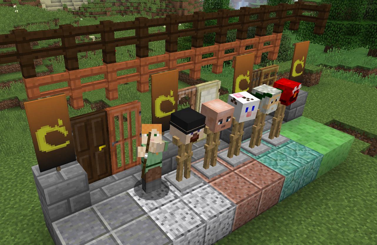 Minecraft 1.8 Released