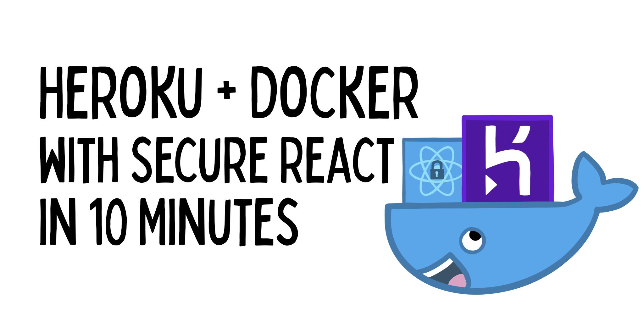 Heroku + Docker = 💜