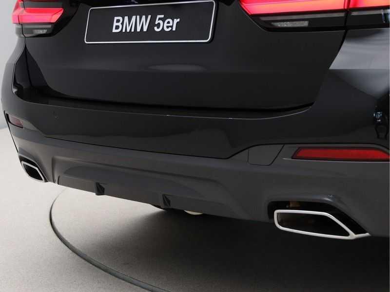 BMW 5 Serie Touring 530d High Exe M-Sport Face-lift ! afbeelding 23