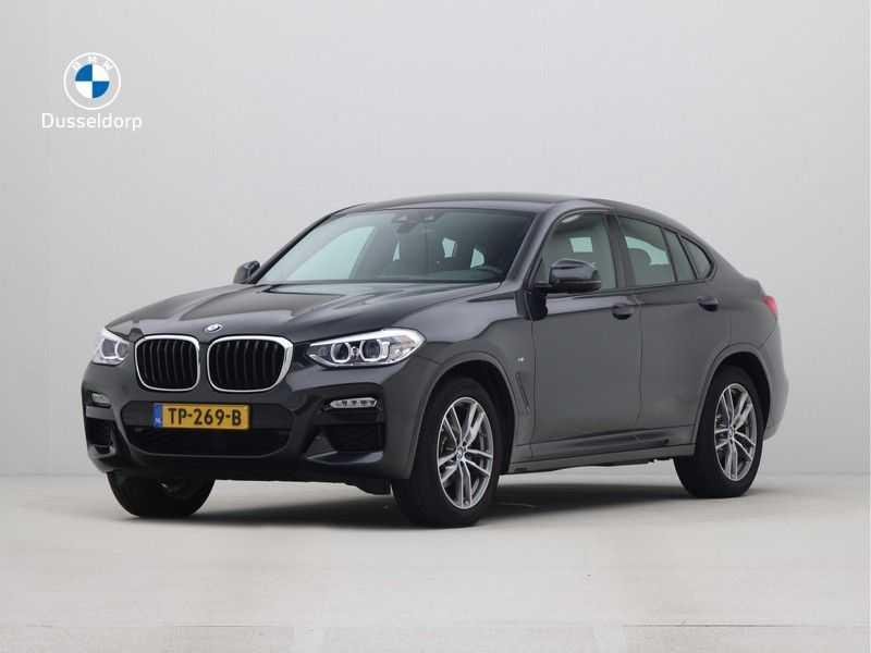BMW X4 xDrive 20i High Executive M-Sport Automaat afbeelding 1