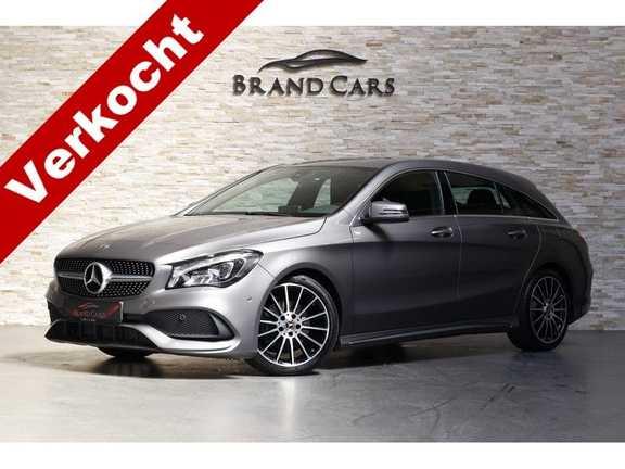 Mercedes-Benz CLA-Klasse Shooting Brake 200 PEAK Edition | VERKOCHT! | | AMG Pakket | Keyless | Navi | Achteruitrijcamera | LED | Elektrische achterklep |