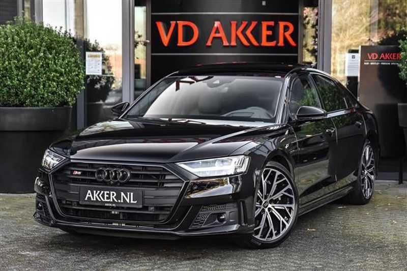 Audi S8 4.0-V8 MASSAGE+21INCH+SCH.DAK+ALCANTARA NP.214K