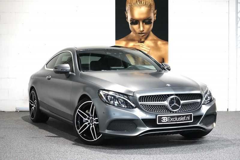 Mercedes-Benz C-Klasse Coupé 300 Prestige afbeelding 1