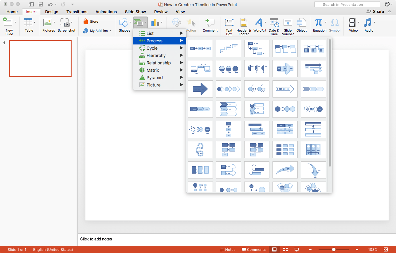 How to Create a Timeline in Powerpoint in 5 Steps | TeamGantt