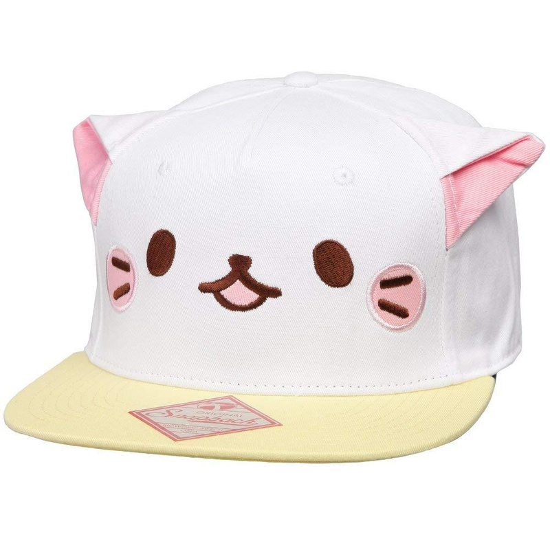 Bananya Hat Fabric Embroidery Front