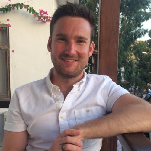 Portrait photo of Jamie Fisher