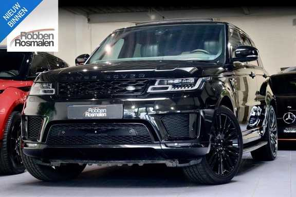Land Rover Range Rover Sport 3.0 SDV6 HSE Dynamic  PANO TV TRKHK